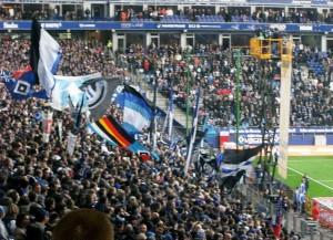 War das Spiel gegen Karlsruhe das vorerst letzte Heimspiel in der 1. Bundesliga (Bild: Wikipedia/Frisia Orientalis).