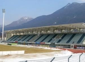 Das Cornaredo-Stadion des FC Lugano (Bild: Wikipedia/Kohlemat/CC-Lizenz).