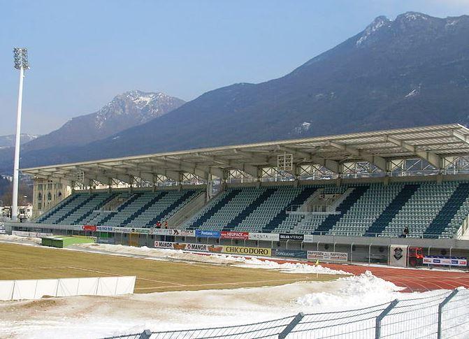 FC Lugano vor dem Aufstieg