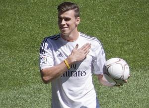 Gareth Bale, Nationalspieler von Wales (Bild: Wikipedia/Pablo Morquecho).