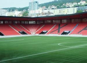 Bald wird auf der Maladiere wieder Challenge League-Fussball geboten (Bild: Wikipedia/Klapper).