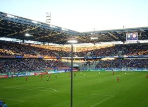 Duisburg ist wieder in der 2. Bundesliga (Bild: Wikipedia/ZebraDS).