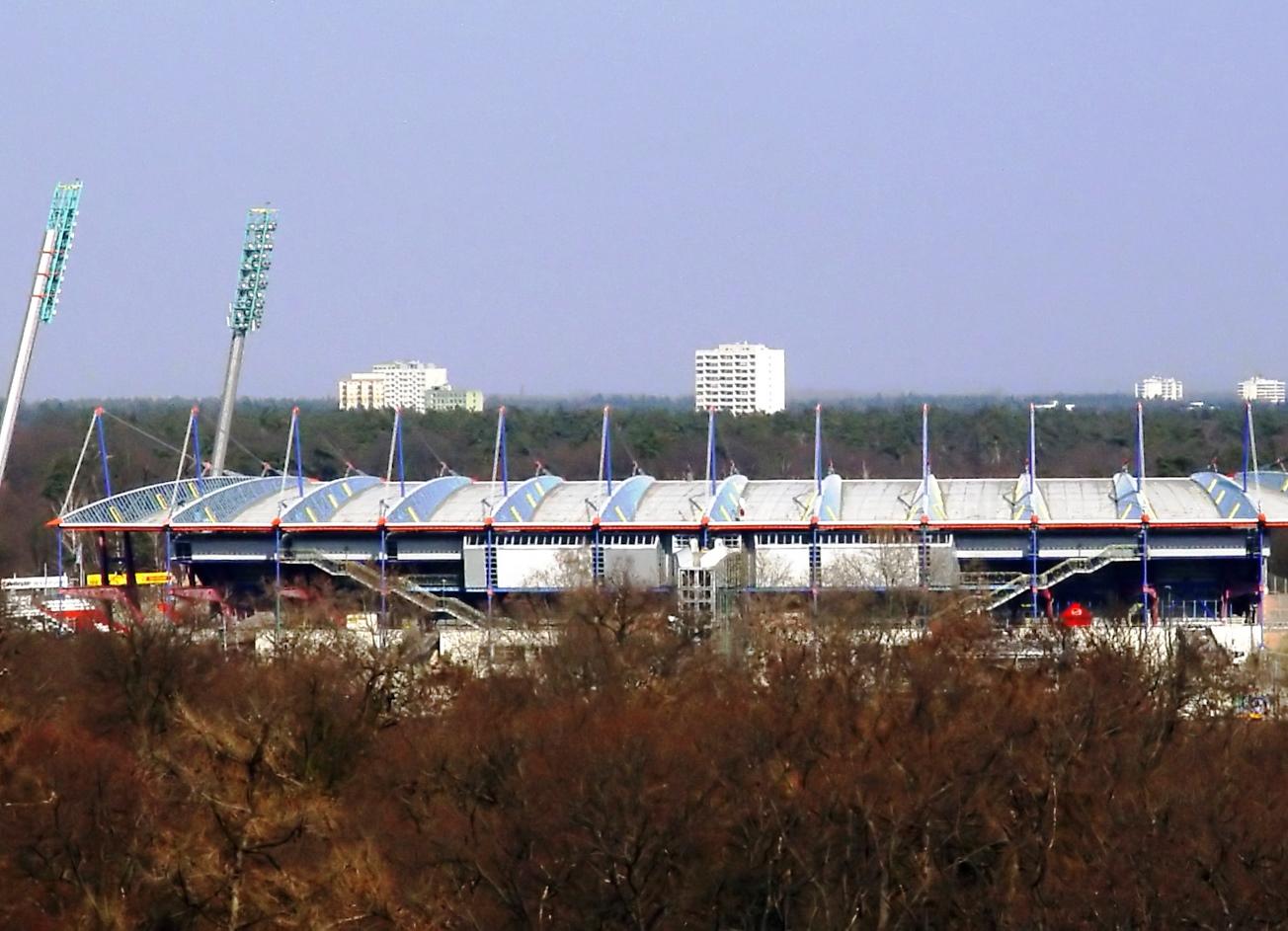 KSC war 176 Minuten qualifiziert, HSV nur 5