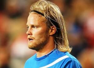 Birkir Bjarnson, isländischer Nationalspieler (Bild: Wikipedia/Tobias Klenze/CC-BY-SA 3.0).