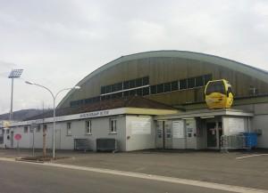 Das Kleinholz-Stadion in Olten (Bild: Wikipedia/California Hockey).