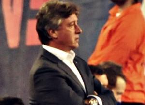 Marco Schällibaum, Trainer des FC Chiasso (Bild: Wikipedia/md.faisalzaman).