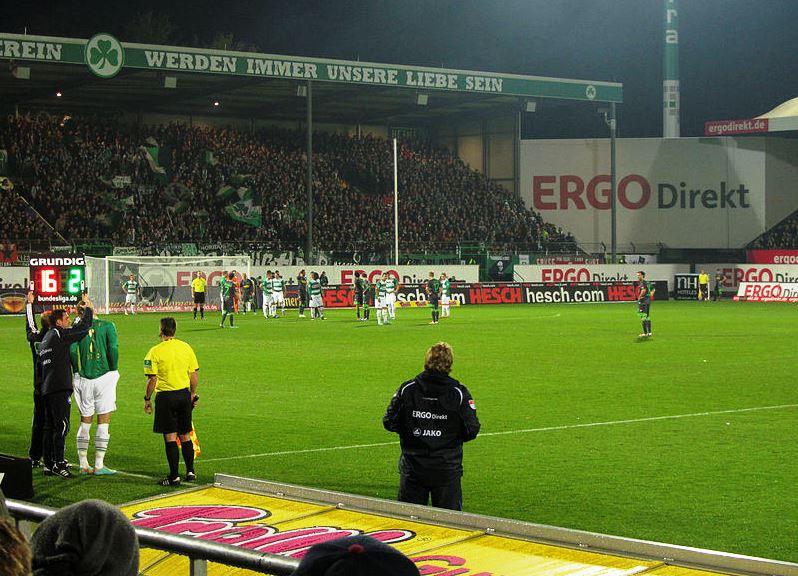 Greuther Fürth führt Tabelle an – VfL Bochum neu auf Rang zwei