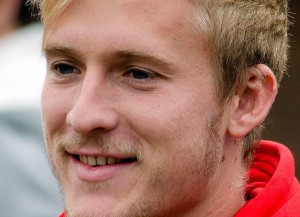 Ben Halloran, Captain des FC Heidenheim (Bild: Wikipedia/Fuguito).
