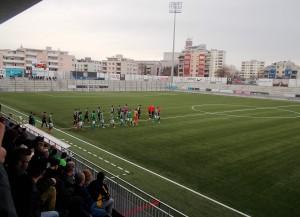 Die IGP-Arena des FC Wil (Bild: Wikipedia/Rocky187).