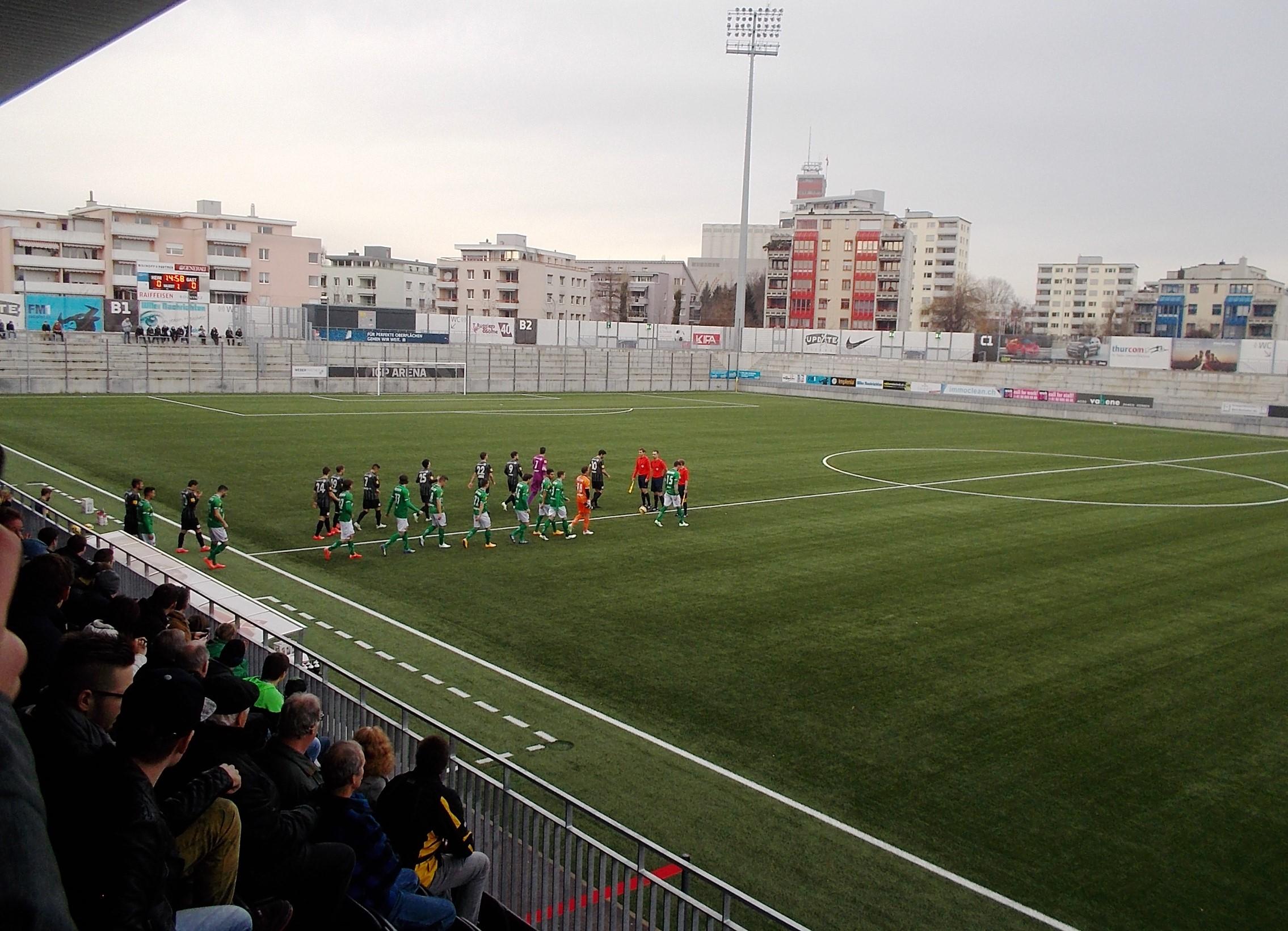 FC Wils Erhan Yilmaz ist der Effizienteste
