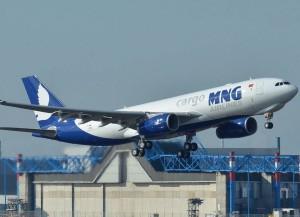 Ein A330 der MNG-Gruppe (Bild: Wikipedia/Laurent Errera).