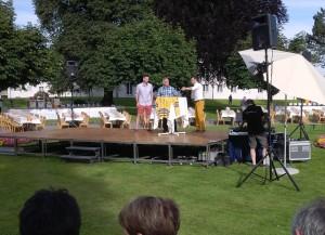 Sommernachtsfest des SC Langenthal (Bild: zweiteliga.org).