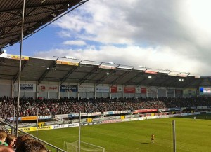 Die Arena des SC Paderborn 07 (Bild: Wikipedia/Markus Unger).