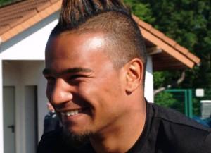 Erik Zenga vom SV Sandhausen (Bild: Wikipedia/Svswurm).