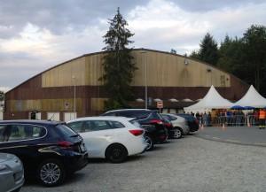 Die Eishalle Schoren des SC Langenthal (Bild: zweiteliga.org).