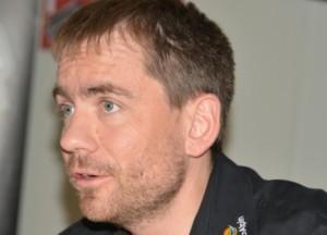 Sébastien Pico, Geschäftsführer des EHC Visp (Bild: EHC Visp).