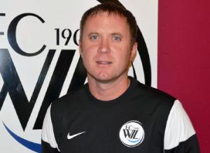 Kevin Cooper trainiert neu den FC Wil (Bild: FC Wil).