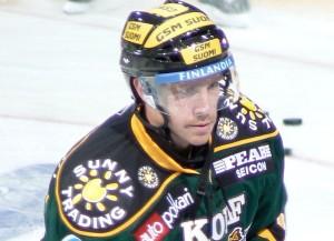 Colby Genoway hier noch im Dress von Ilves Tampere (Bild: Wikipedia/Saruwine).
