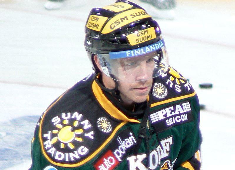 Colby Genoway rockt die KHL