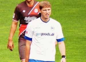 Fabian Klos von Arminia Bielefeld (Bild: Wikipedia/Northside).
