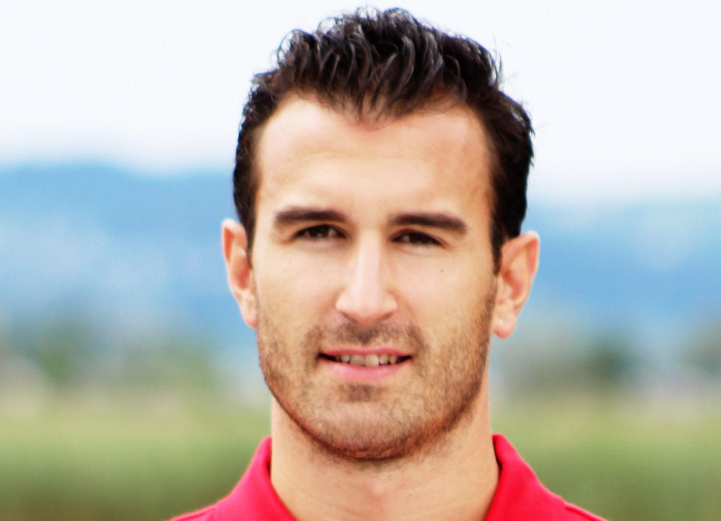 Antonio Rizzello im Team der Runde