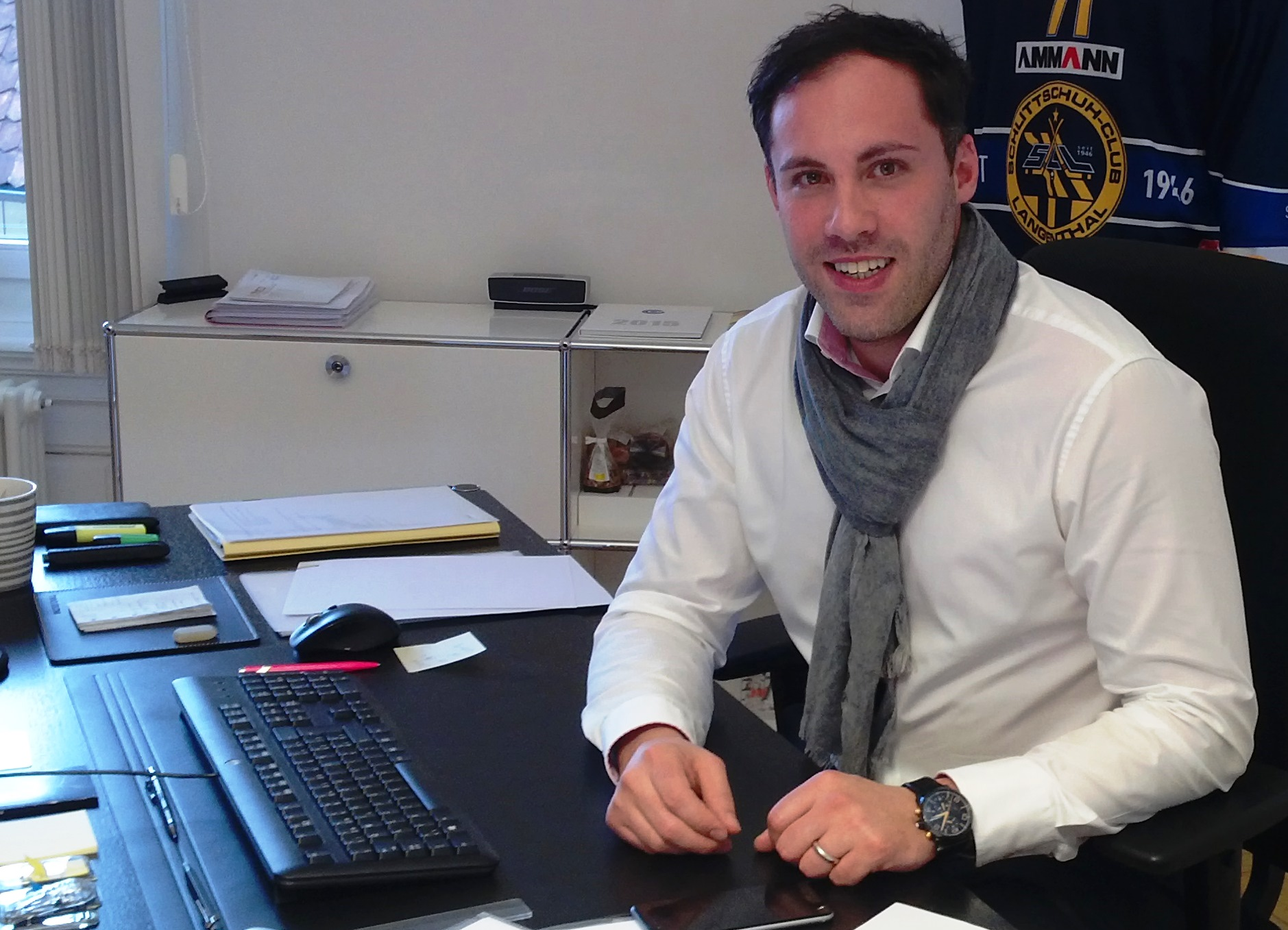 SC Langenthal: «Lugano war der ideale Aufbaugegner»