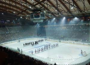 Die Postfinance-Arena des SC Bern (Bild: Mavic).
