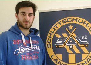 Yannik Wildhaber (Bild: SC Langenthal).