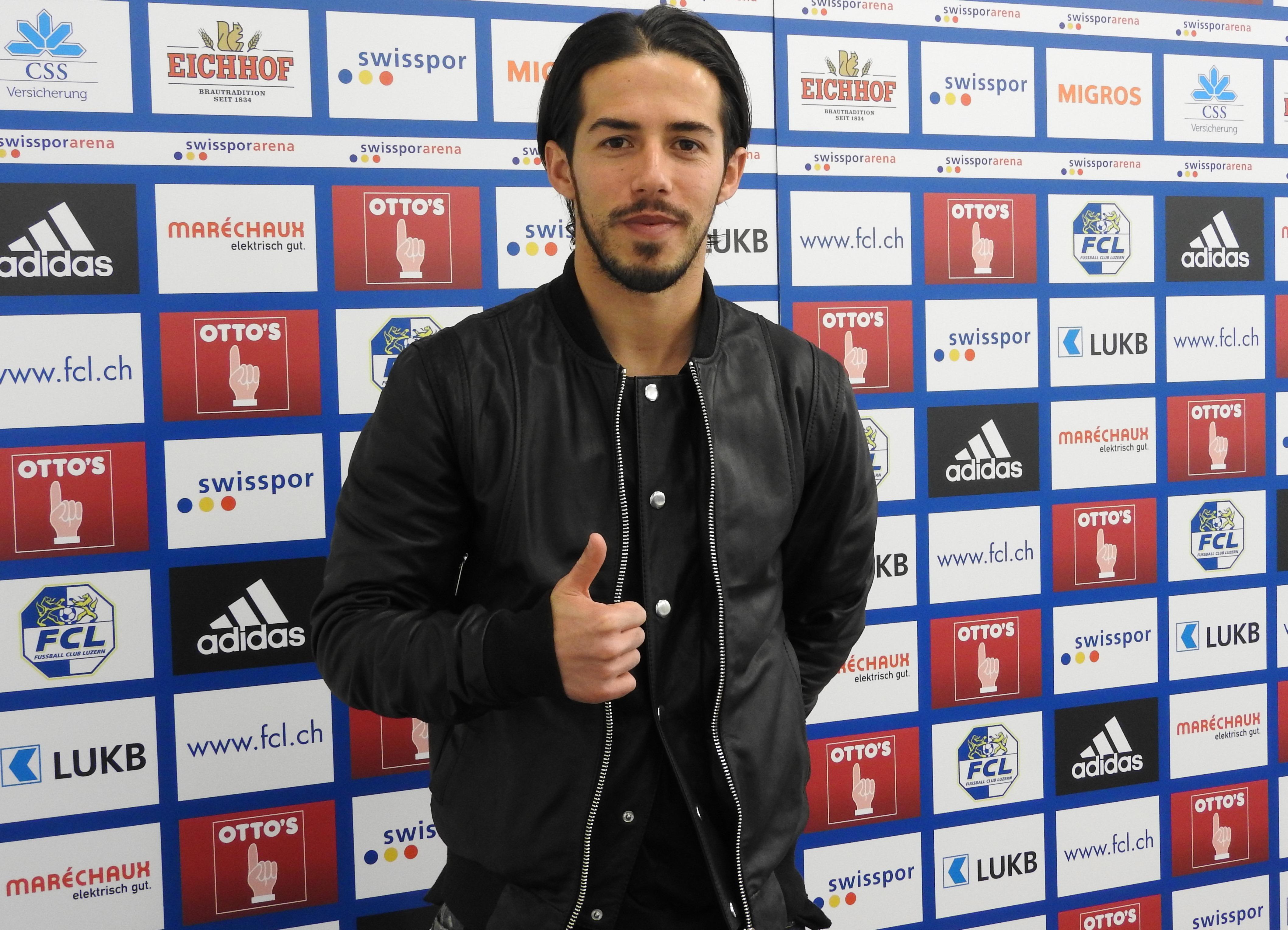 Luzern-Spieler mit Albanien auf Erfolgswelle