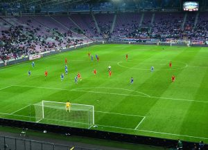 Das Stade de Genève von Servette Genf (Bild: Sanyam Bahga/Wikipedia).