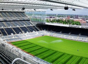 Der St.-James-Park von Newcastle United (Bild: Wikipedia/Martin Le Roy).