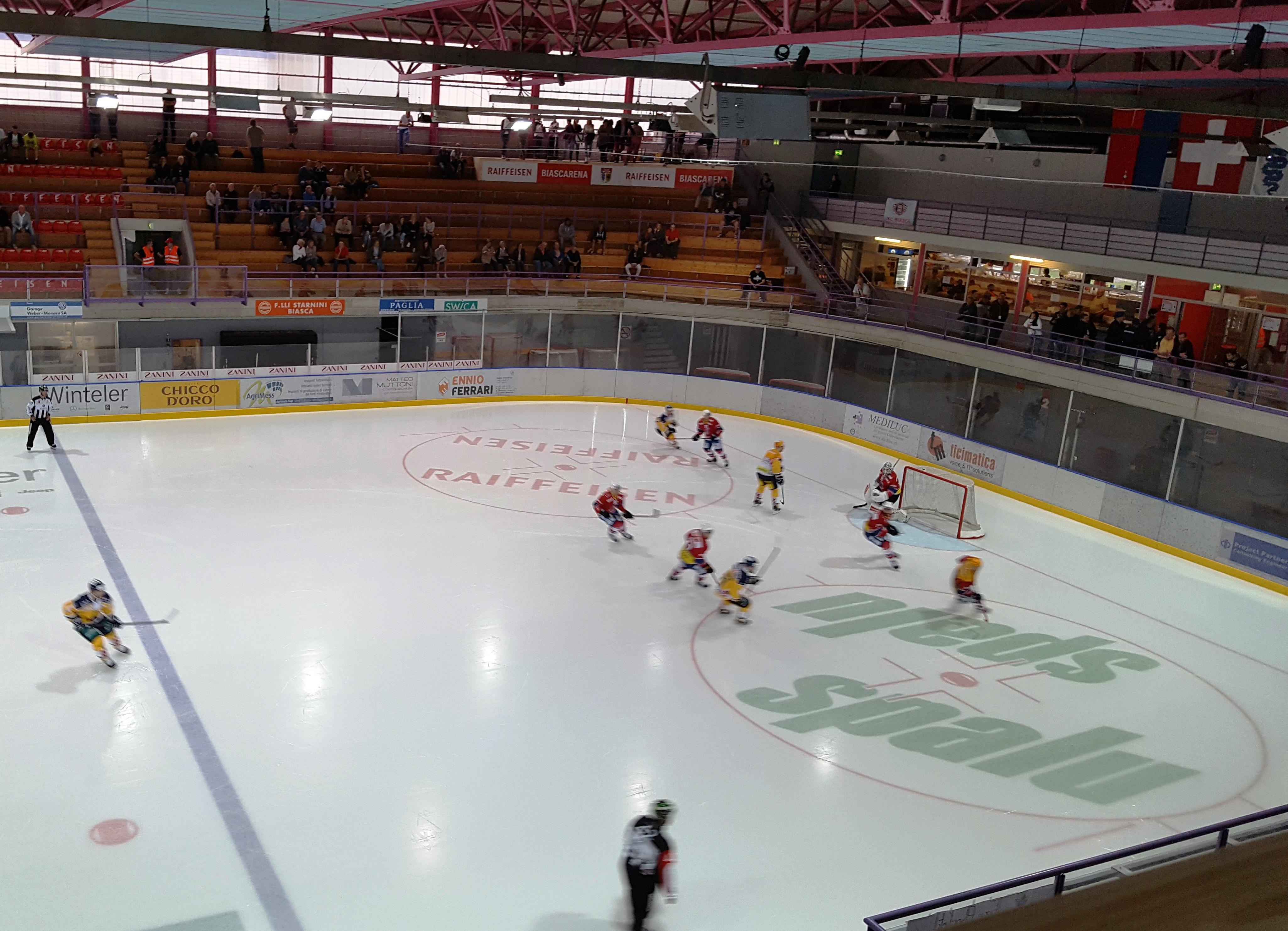 HC La Chaux-de-Fonds punktet auch im elften Spiel – Oltens Ramon Diem im Team der Runde