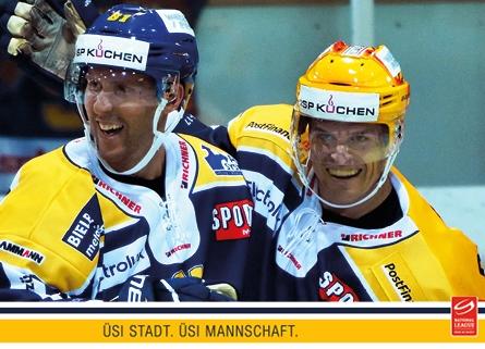 EHC Kloten gewinnt Spitzenkampf – SC Langenthal ehrt Duo Kelly-Campell