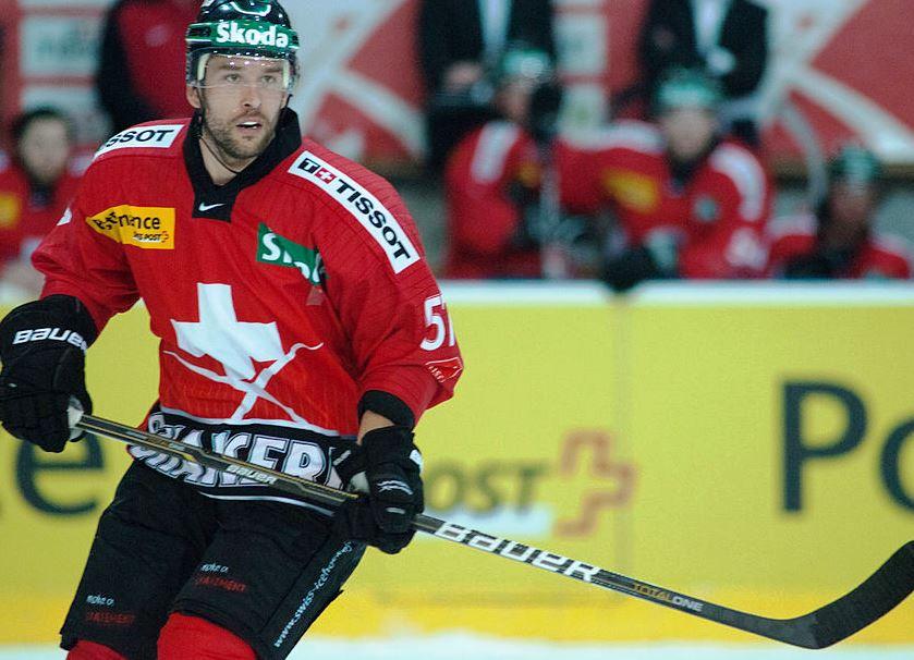 Goran Bezina beschert der Schweiz zehn KHL-Punkte