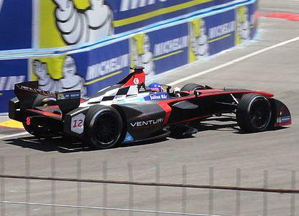 Formel E – Sam Bird fliegt in Chile allen davon