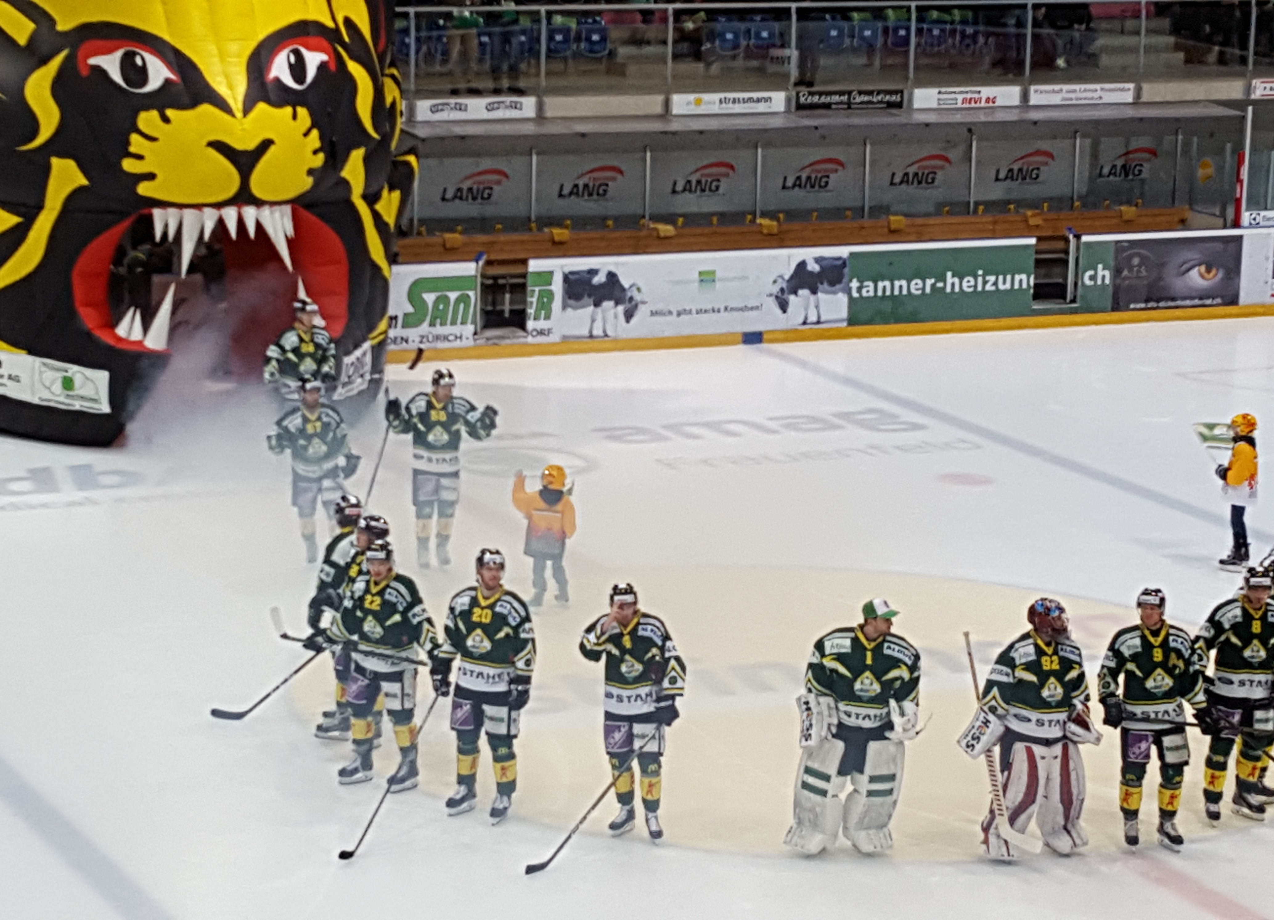 Welcome Back: Hockey Thurgau Heisst Wieder HC Thurgau