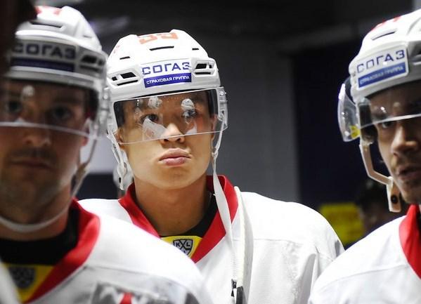 Zach Yuen: «Das ist Eishockey-Geschichte»