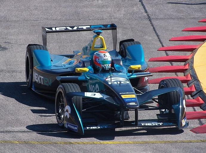 Formel E: Sébastien Buemi rückt weiter vor