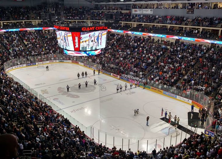 AHL: Jonas Siegenthaler trifft doppelt für Hershey Bears