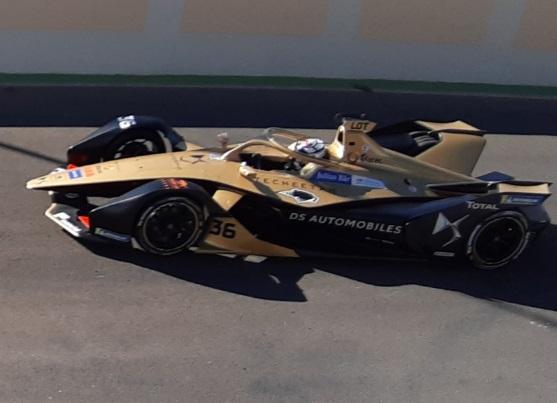 Formel E – Jean-Eric Vergne gewinnt in Sanya – Sechs Rennen, sechs Sieger