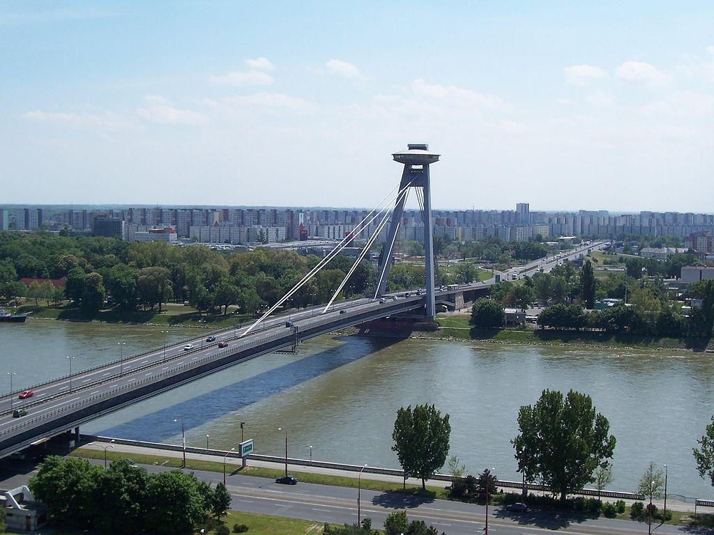 Bratislava – die Perle an der Donau