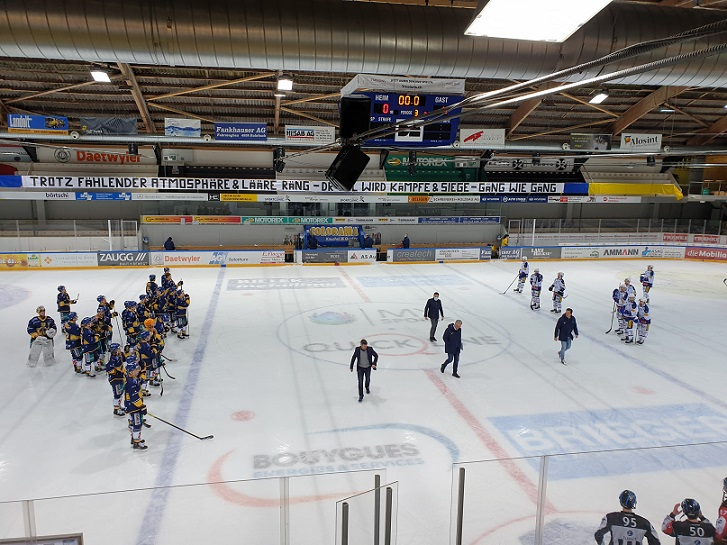 SC Langenthal sichert sich Top-3-Rang – EHC Kloten gewinnt Derby