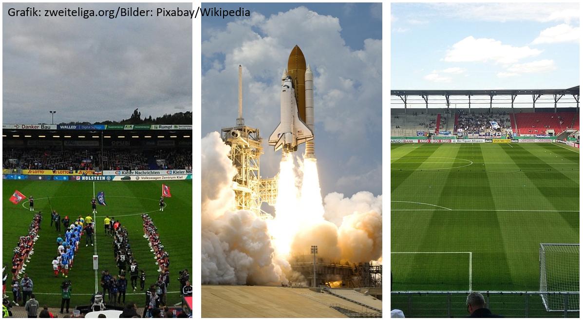 Holstein Kiel und FC Ingolstadt 04 – zwei Teams auf einer Mission