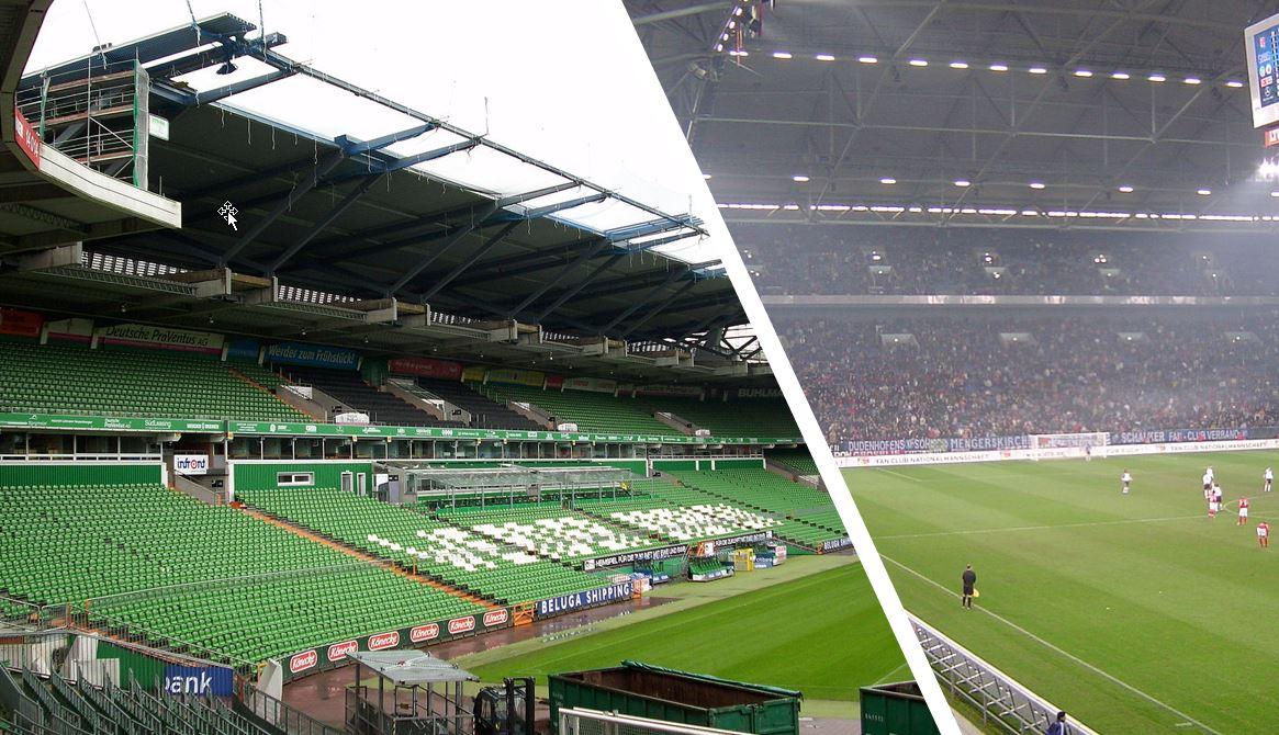 Schalke 04 und Werder Bremen – gekommen um zu bleiben
