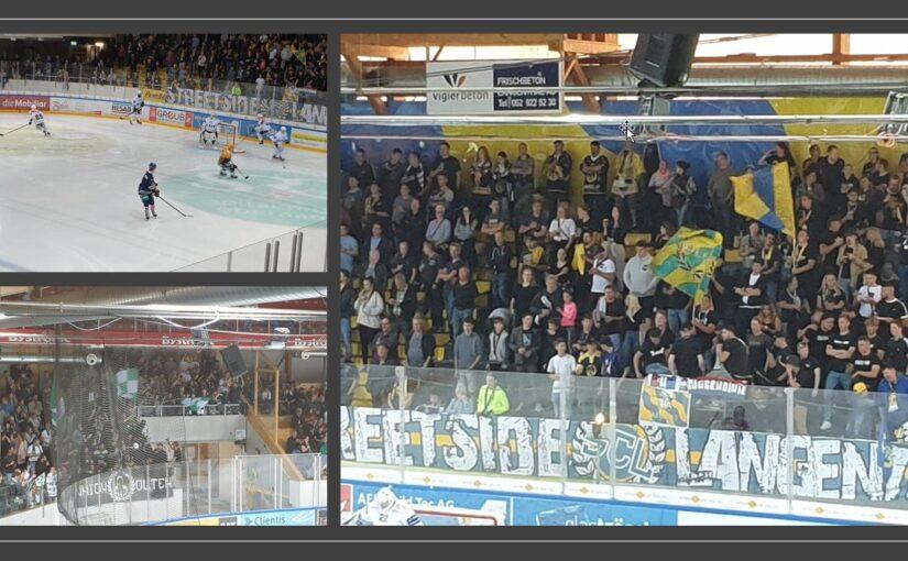 Endlich wieder Derby-Time: EHC Olten schlägt SC Langenthal