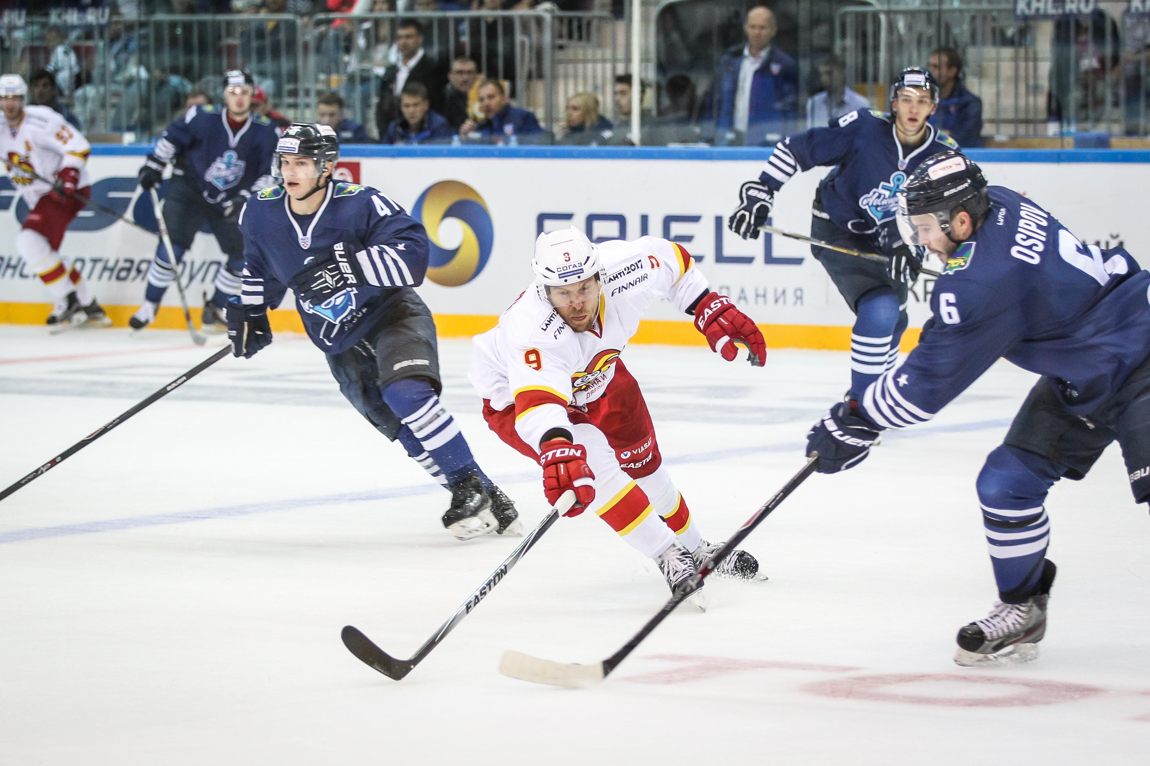 KHL gehört zu stärksten Spengler-Cup-Ligen