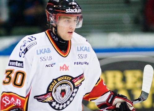 100 Punkte: Ex-Zuger Linus Omark trumpft in KHL auf