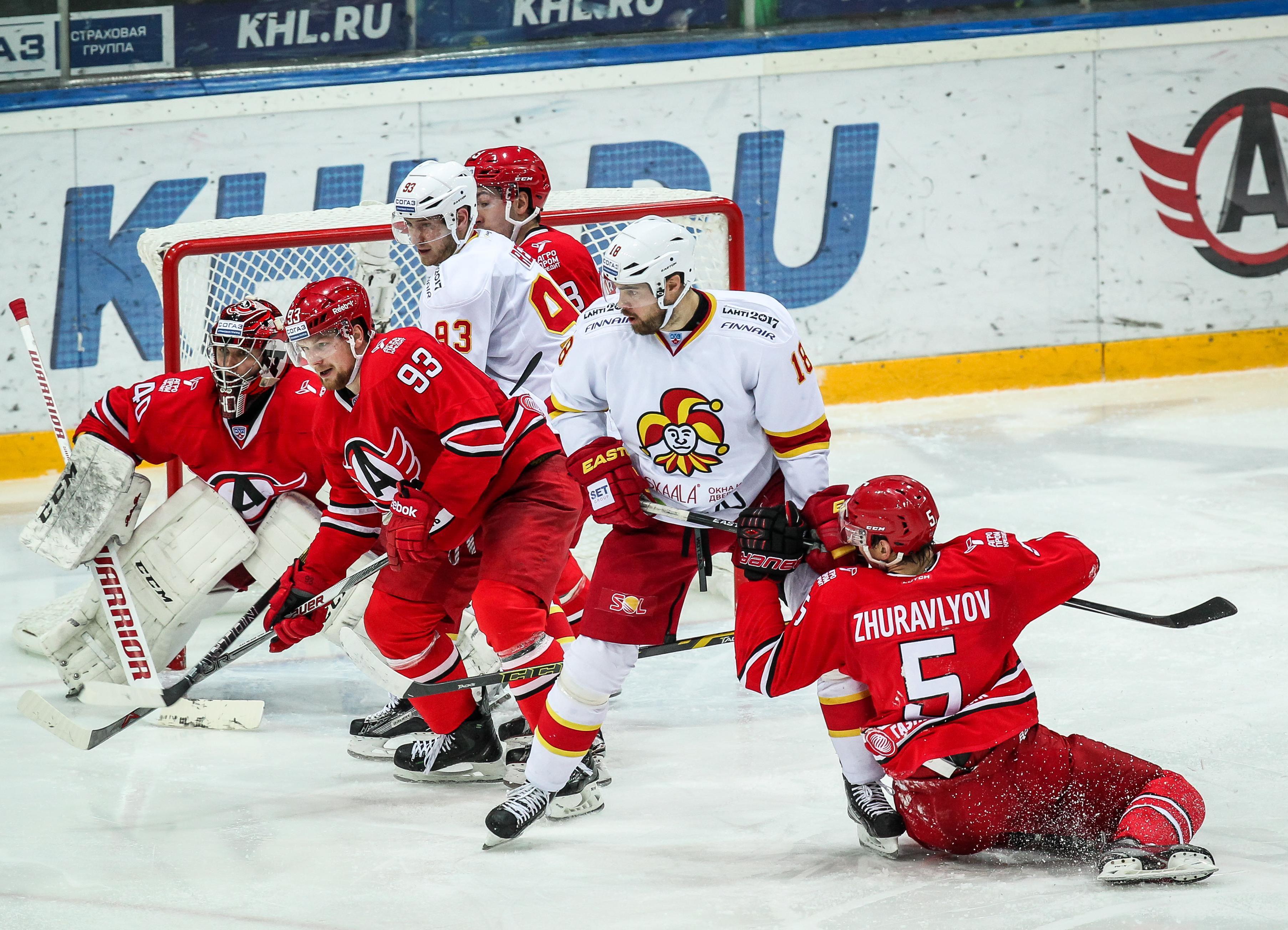 KHL: Jokerit Helsinki stoppt wegen Coronavirus – Sven Andrighetto mit Saisonende