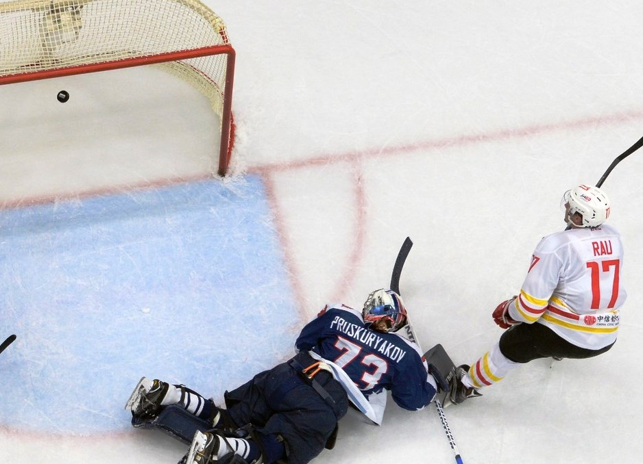 Chinas Kunlun Red Star sorgt in KHL für Furore