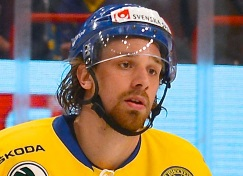 KHL-Athlet Andreas Thuresson zu SCL Tigers